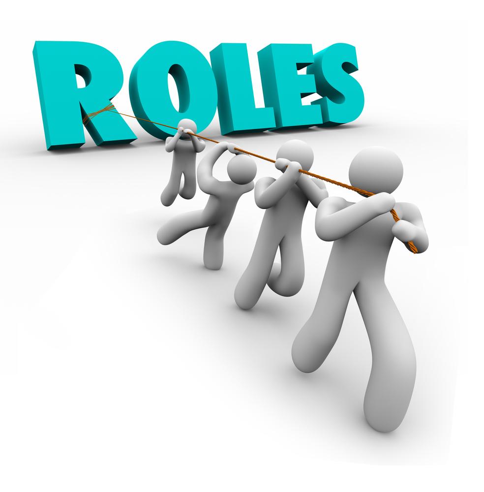 Roles Word Pulled by Team Members Jobs Duties Tasks